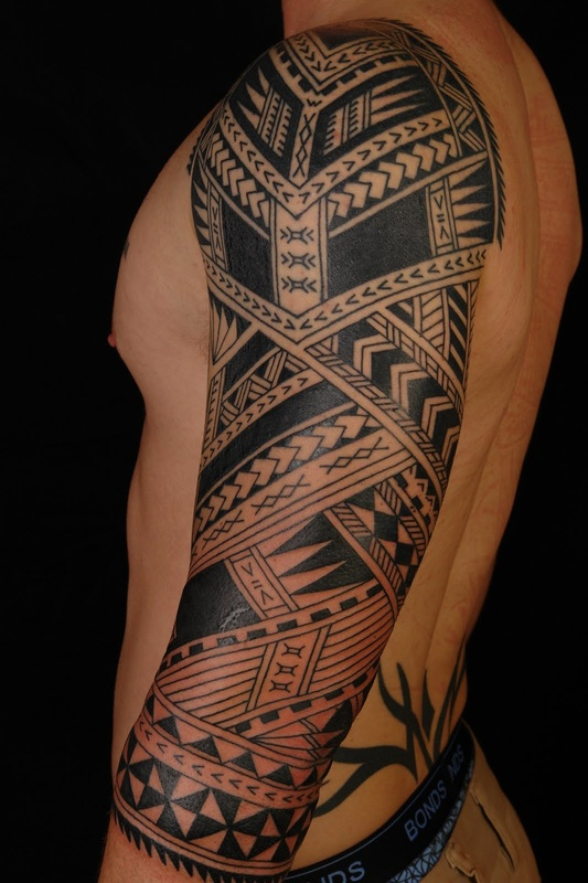 polynesian tattoo design ideas and pictures page 2 tattdiz. Black Bedroom Furniture Sets. Home Design Ideas