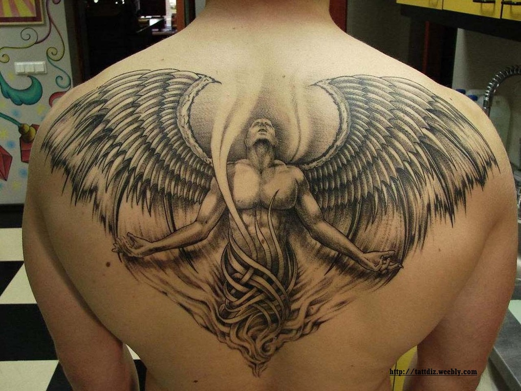 Guardian Symbol Tattoo Guardian Angel Tattoo Design