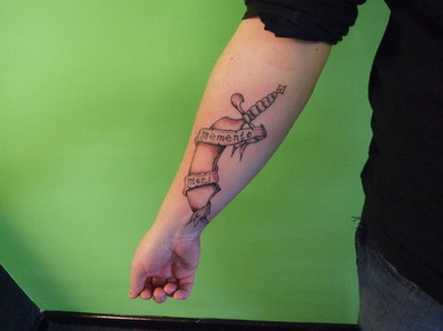 Hand Tattoo Design for Boys Picture